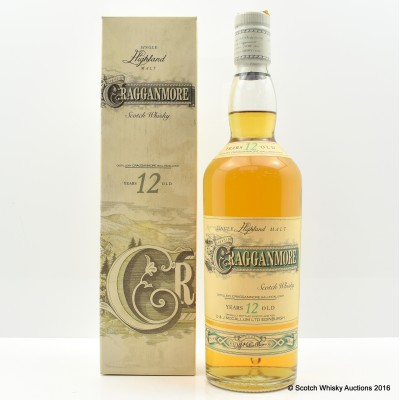 Cragganmore 12 Year Old 75cl