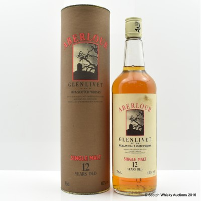 Aberlour 12 Year Old 75cl