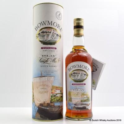 Bowmore Voyage Port Cask
