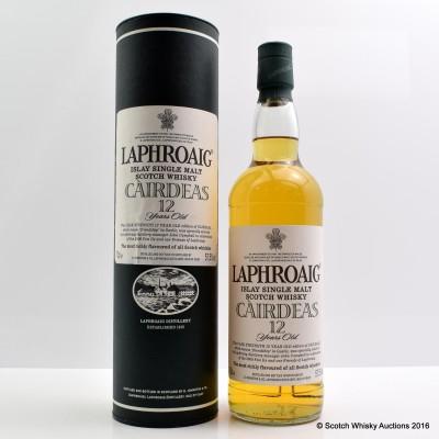 Laphroaig Cairdeas 12 Year Old