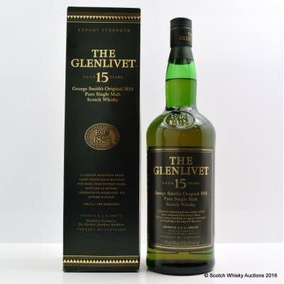 Glenlivet Archive 15 Year Old 1L