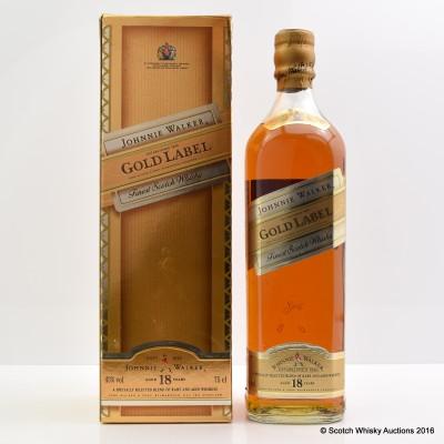 Johnnie Walker Gold Label 75cl