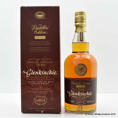 Glenkinchie Distillers Edition 1989 75cl