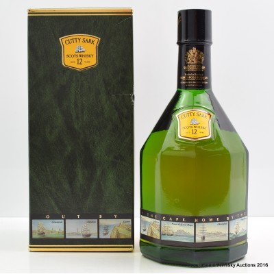 Cutty Sark Emerald 12 Year Old 75cl
