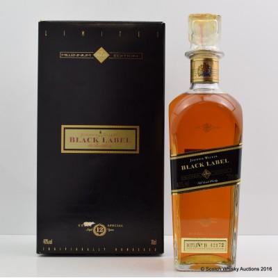 Johnnie Walker Black Label Millennium Edition 12 Year Old