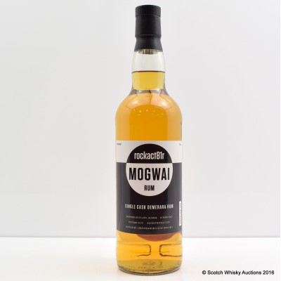 Diamond 12 Year Old rockact81r Mogwai Rum