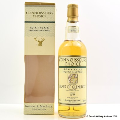 Braes Of Glenlivet 1975 CC