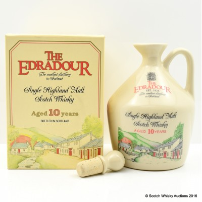 Edradour 10 Year Old Decanter 75cl