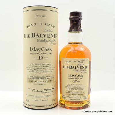 Balvenie Islay Cask 17 Year Old