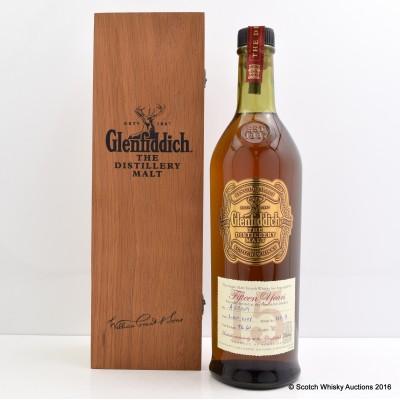 Glenfiddich Distillery Edition 15 Year Old