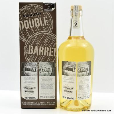 Douglas Laing's Laphroaig & Macallan Double Barrel