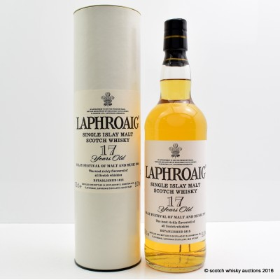Laphroaig Feis Ile 2004 17 Year Old
