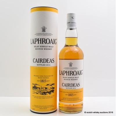 Laphroaig Cairdeas Amontillado