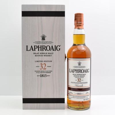 Laphroaig 32 Year Old 200 Year Anniversary