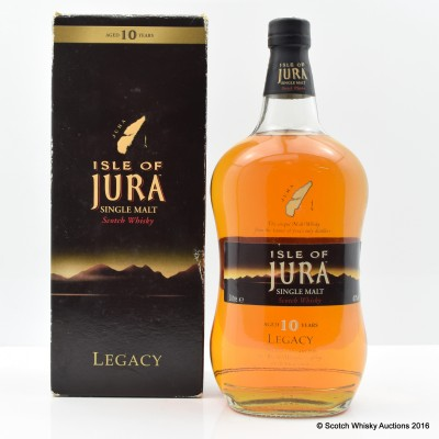 Jura 10 Year Old Legacy 1L