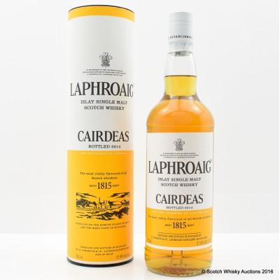 Laphroaig Cairdeas Amontillado 75cl