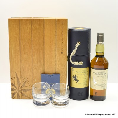 Talisker 25 Year Old Sea Chest