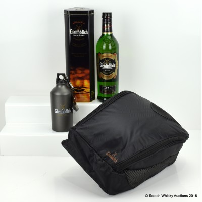 Glenfiddich Elements 12 Year Old, Glenfiddich Pack & Explorer's Flask