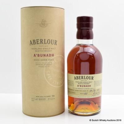 Aberlour A'Bunadh Batch #48