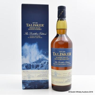 Talisker Distillers 2001