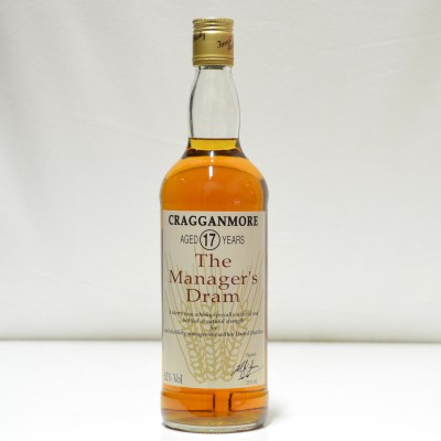 Scotch Whisky Auctions The 23rd Auction Cragganmore 17