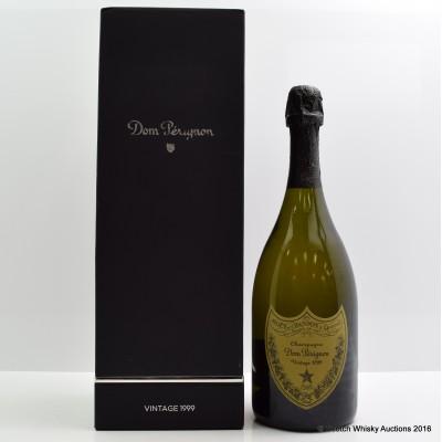 Dom Perignon 1999 Vintage 75cl