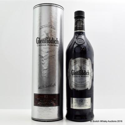 Glenfiddich Caoran Reserve 12 Year Old 1L