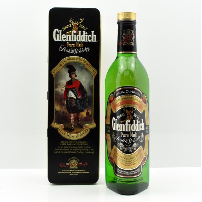 Glenfiddich Clans Of The Highlands Of Scotland Clan Montgomerie