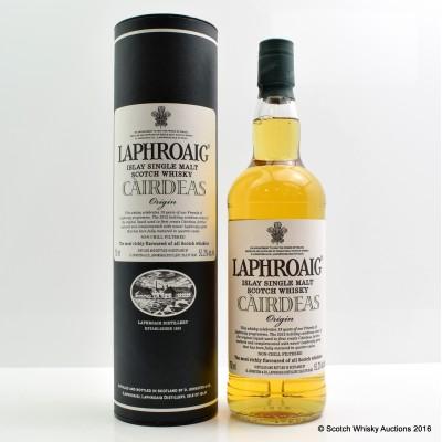 Laphroaig Cairdeas Origin 75cl