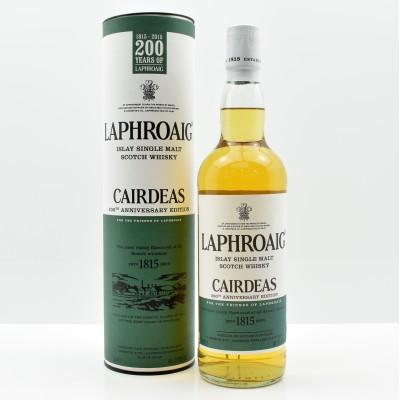 Laphroaig Cairdeas 200th Anniversary