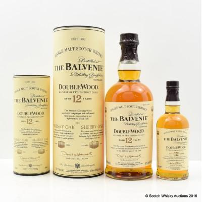Balvenie DoubleWood 12 Year Old & 20cl