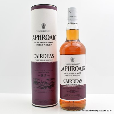 Laphroaig Cairdeas Port Wood 75cl
