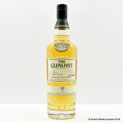 Glenlivet 17 Year Old Single Cask #9345
