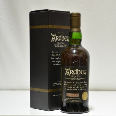 Ardbeg 1976 Single Cask #2390 Hand Filled