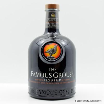 Famous Grouse Liqueur 1L