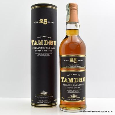 Tamdhu 25 Year Old Old Style