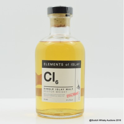 Elements of Islay CI6 50cl