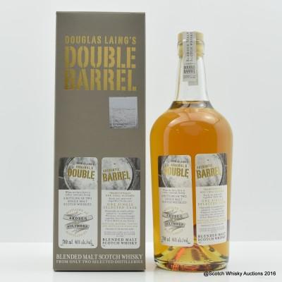 Douglas Laing's Ardbeg and Aultmore Double Barrel