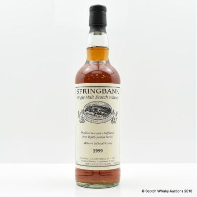 Springbank 1999 Private Bottling