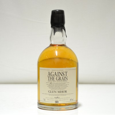 Against The Grain Glen Mhor