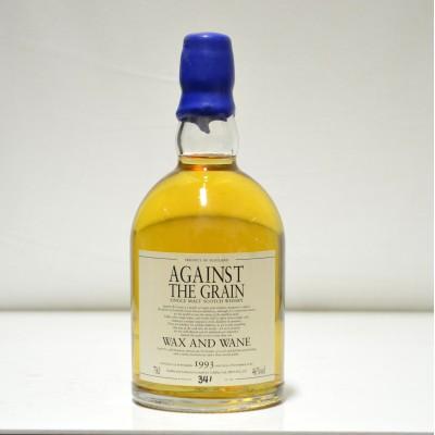 Against The Grain Wax And Wane