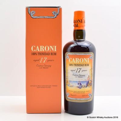 Caroni 17 Year Old