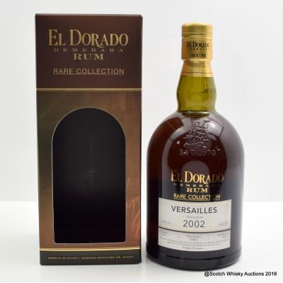 El Dorado Versailles 2002 Rare Collection