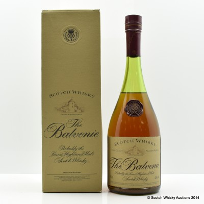 Balvenie Founder's Reserve 10 Year Old Cognac Bottle 75cl