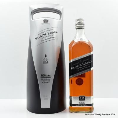 Johnnie Walker Black Label 12 Year Old McLaren Edition 1L