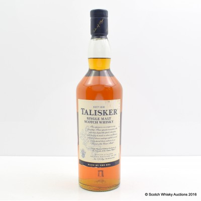 Talisker Triple Matured 2013 Edition Friends Of Classic Malts