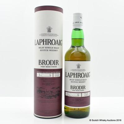 Laphroaig Brodir Port Finish Batch #1