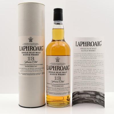 Laphroaig Feis Ile 2005 13 Year Old