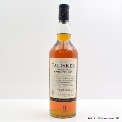 Talisker Triple Matured 2013 Edition Friends Of The Classic Malts Exclusive