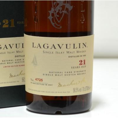 Lagavulin 21 Year Old